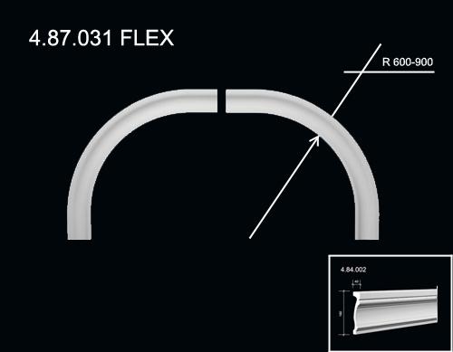 4.87.031 FLEX (Europlast fasado apdaila)